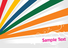 Abstract artistic background, banner Stock Photo