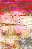 Abstract artistic background Royalty Free Stock Photo