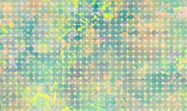 Art background. Abstract artistic background with dots royalty free illustration