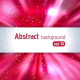Abstract artistic background with place for text. Pink, red colo Royalty Free Stock Photo