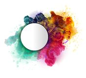 Abstract artistic background. Vector. EPS 10. Abstract artistic background. Beautiful Vector, EPS 10 stock illustration