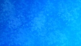 Abstract Blue Grunge Splashes Texture for Background