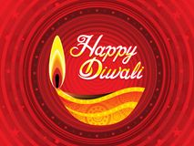 Abstract artistic creative deepawali background. Vector illustration vector illustration