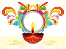 Abstract artistic creative diwali background. Vector illustration vector illustration