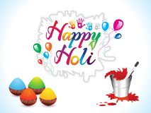 Abstract artistic creative holi background. Vector illustration vector illustration
