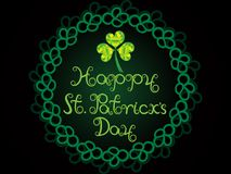 Abstract artistic creative st patrick background. Vector illustration vector illustration