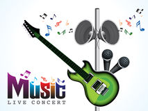 Abstract artistic music concert background. Vector illustration vector illustration