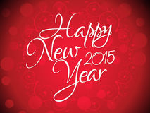 Abstract artistic new year background. Vector illustration Vector Illustration