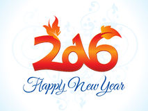 Abstract artistic new year background Royalty Free Stock Photography