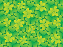 Abstract artistic st patrick background Royalty Free Stock Images