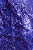 Abstract artistic texture of purple stonewall for using as backg Royalty Free Stock Image