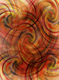 Abstract artistic watercolor Stock Photography