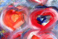 Abstract artwork as background Royalty Free Stock Photography