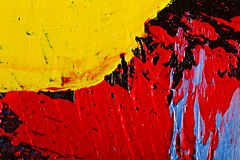 Abstract artwork background painting Royalty Free Stock Photos