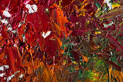 Abstract artwork background painting Royalty Free Stock Photography