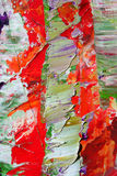 Abstract as background. Art is created by photographer Royalty Free Stock Photography