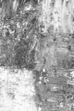 Abstract as background. Grey colors vivid abstract as background, oil on canvas Stock Photo
