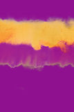 Abstract as background. Purple and yellow color vivid abstract as background Royalty Free Stock Photos