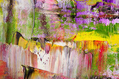Abstract as background. Art is created and painted by photographer Stock Photo