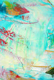 Abstract as background. Art is created and painted by photographer Stock Images