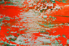 Abstract as background. Art is created and painted by photographer Royalty Free Stock Photography