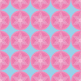 Abstract asian floral seamless pattern. Asian floral seamless pattern - illustration. Pastel palette royalty free illustration