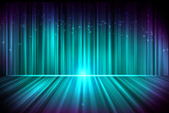 Abstract aurora  Background Royalty Free Stock Photography
