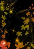 Abstract Autumn Background. Stock Fotografie