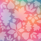 Abstract autumn background. Vector illustration EPS Royalty Free Illustration