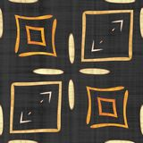 Abstract autumn decoration. Kaleidoscope seamless. Sacred geometry- ornament mosaic. Mandala- artistic illustration Royalty Free Stock Photography
