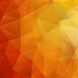 Abstract Autumn geometric shapes. plus EPS10. Abstract Autumn geometric shapes triangle. plus EPS10 vector file stock illustration