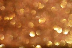 Abstract Autumn Orange And Black Glitter Sparkle November Thanks Stock Image