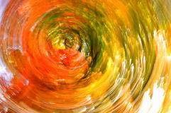 Abstract Autumn Palette Royalty Free Stock Photo