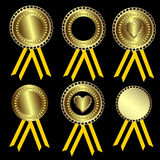 Abstract Awards Royalty Free Stock Image