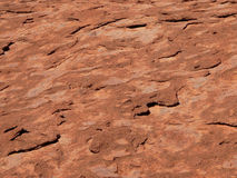 Abstract Ayers Rock / Uluru Royalty Free Stock Photography