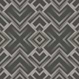 Abstract Aztec Background. Seamless Ethnic Pattern. Vector Regular  Texture Stock Photos