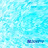 Abstract azure background. Vector Royalty Free Stock Images