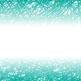Abstract Azure Line Background. Stock Images