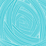 Abstract Azure Wave Background Royalty Free Stock Photos