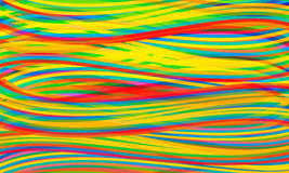 Abstract backdrop. Red, yellow; blue; green vector abstract backdrop stock illustration