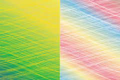 Abstract backdrop consisting of lines similar thread.Vector Royalty Free Stock Photography