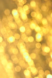 Abstract backdrop of holiday glittering lights Royalty Free Stock Images