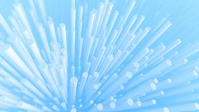 Abstract Backdrop Lowty White Cylinders stock illustration