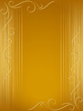 Abstract backdrop with swirly decorations Stock Photo