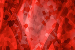 Abstract Backdrop texture. Abstract background in red with nice mosaic tile texture Royalty Free Illustration