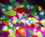 Abstract Backdrop Texture. Colorful Abstract Backdrop Texture Image Vector Illustration