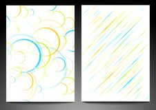 Abstract backdrops Royalty Free Stock Photo
