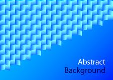 Abstract Backgraund. light blue abstract texture vector background can be used in cover design book, design poster, cd. Vector Illustration Stock Images