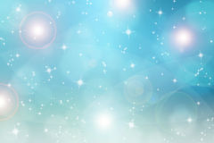 Abstract backgroud with magic flare. And glittering star Stock Photos