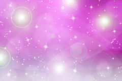 Abstract backgroud with magic flare. And glittering star Royalty Free Stock Images
